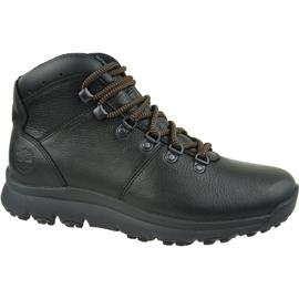 Timberland World Hiker Mid M A211J cipő fekete