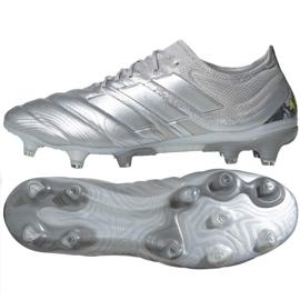 Adidas Copa 20.1 Fg M EF8316 futballcipő ezüst