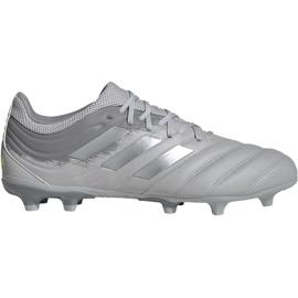 Adidas Copa 20.3 Fg M EF8329 futballcipő szürke