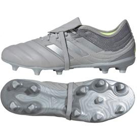 Adidas Copa Gloro 20.2 Fg M EF8361 futballcipő szürke