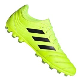 Adidas Copa 19.3 Ag Ig M EE8152 futballcipő sárga sárga