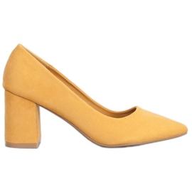 Seastar Elegáns szivattyúk sárga