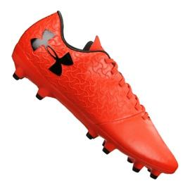 Under Armour Páncél alatt Magnetico Select Fg M 3000115-600 foci cipő piros