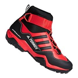Adidas Terrex Hydro Lace M CQ1755 túracipő fekete