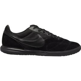 Nike Premier Ii Sala M Ic AV3153 011 futballcipő fekete