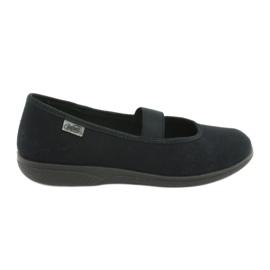 Befado ifjúsági lábbeli pvc 412Q002 fekete