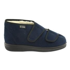 Befado női cipő pu 986D010 haditengerészet