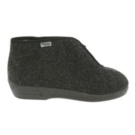 Befado női cipő pu 041D048 barna