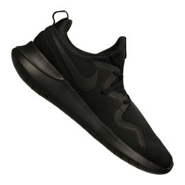 Nike Roshe Two Flyknit V2 Férfi Életmód cipő Fekete Fehér