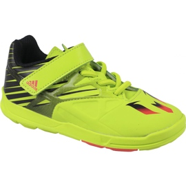 Adidas Messi El IK Jr AF4052 cipő sárga