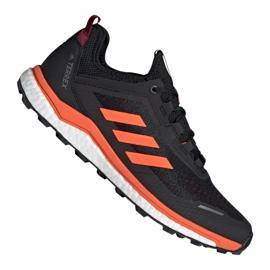 Adidas Terrex Agravic Flow M G26103 cipő fekete
