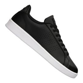 Adidas Cloudfoam Adventage Clean M AW3915 cipő fekete
