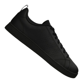 Adidas Cloudfoam Adventage Clean M F99253 cipő fekete
