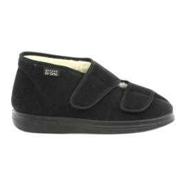 Befado női cipő pu 986D011 fekete