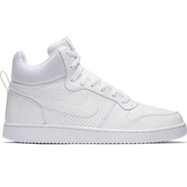 Nike Court Borough Mid M 838938 111 cipő fehér