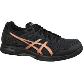 Asics Gel Task 2 M 1071A037-002 cipő fekete fekete