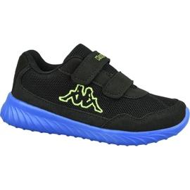 Kappa Cracker Ii Bc K Jr 260687K-1160 cipő fekete