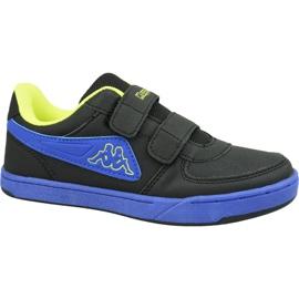 Kappa Trooper Ice Jr 260745K-1160 cipő fekete