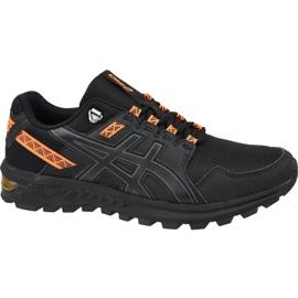 Asics Gel-Citrek M 1021A221-001 cipő fekete
