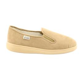 Befado férfi cipő pu 991M001 barna