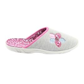 Befado színű női cipő 235D155 szürke