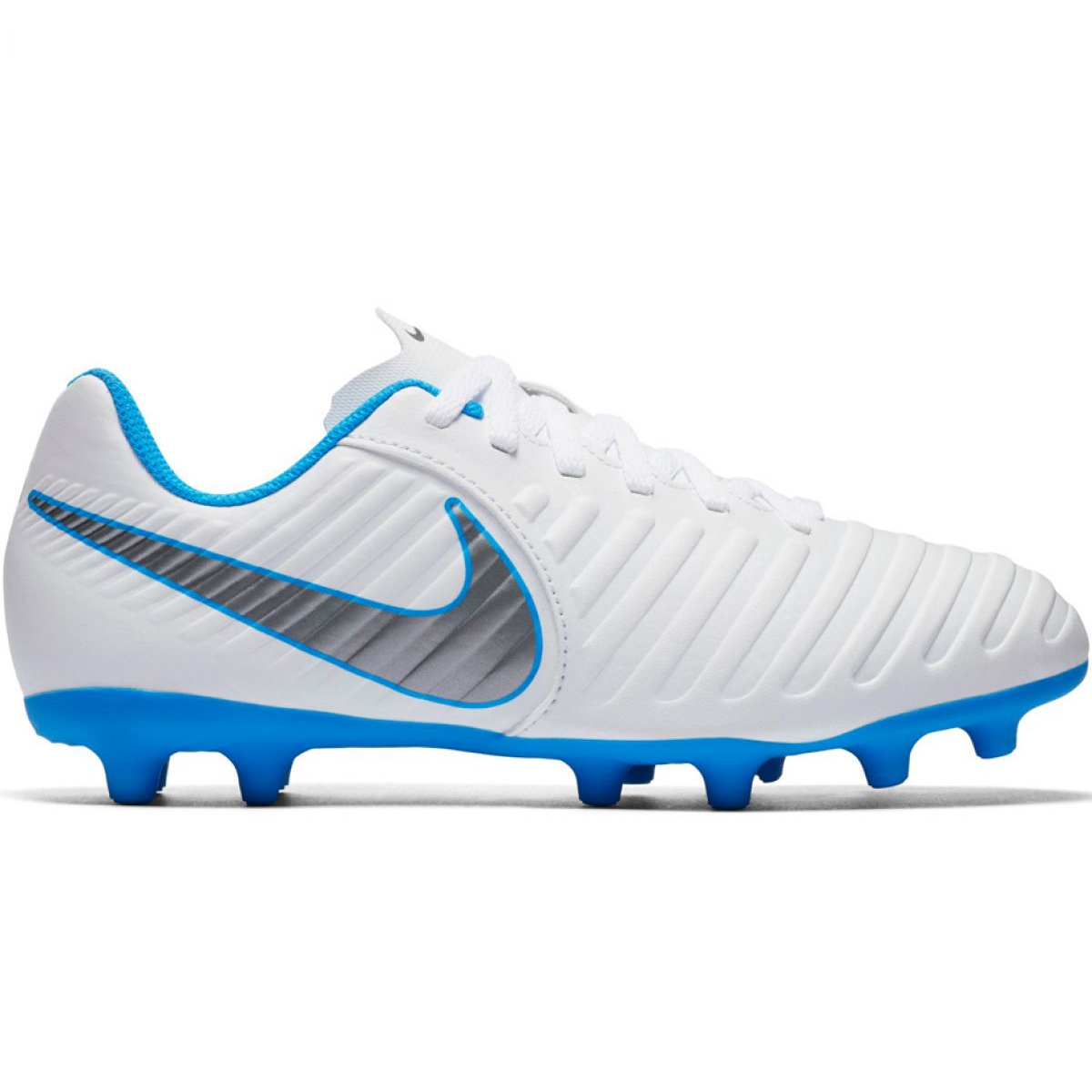 Nike TIEMPO LEGEND VII CLUB fehér 6 Férfi futballcipő