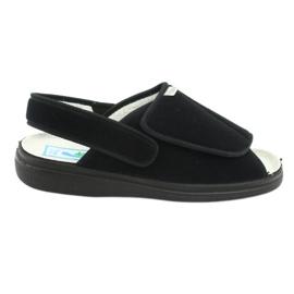 Befado női cipő pu 983D004 fekete