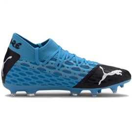 Puma Future 5.2 Netfit Fg Evo M 105984 01 futballcipő kék kék