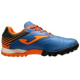 Labdarúgás cipő Joma Toledo 2004 Fg Jr TOJS.2004.TF kék, narancs kék