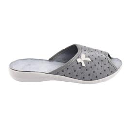 Befado női cipő pu 254D047 szürke