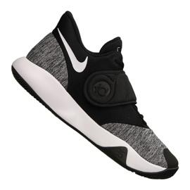 Nike Kd Trey 5 Vi M AA7067-001 cipő fekete fekete, szürke / ezüst