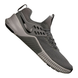 Nike Free Metcon M AH8141-006 cipő szürke