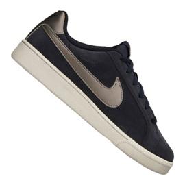 Nike Court Royale Suede M 819802-403 cipő haditengerészet
