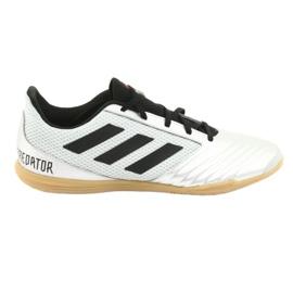 Beltéri cipő adidas Predator 19.4 Az M F35630-ban ezüst