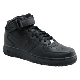 Nike Air Force 1 Mid 07 M 315123-001 cipő fekete