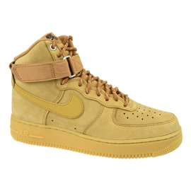 Nike Air Force 1 High '07 Wb M CJ9178-200 cipő barna