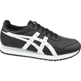 Asics Tiger Runner M 1191A301-001 cipő fekete