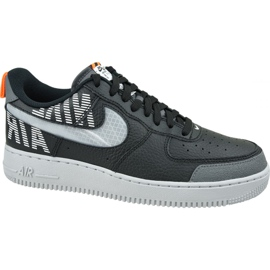 Nike Air Force 1 '07 LV8 2 M BQ4421-002 cipő fekete