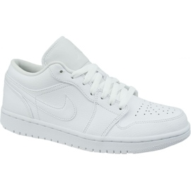 Nike Jordan Jordan Air 1 Low M 553558-126 cipő fehér