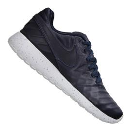 Nike Roshe Tiempo Vi M 852615-400 cipő haditengerészet