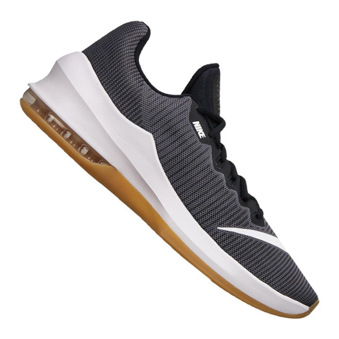 Nike Air Max Infuriate 2 Alacsony M 908975 042 fekete fehér, fekete