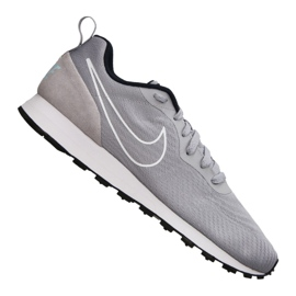 Nike Md Runner 2 Mesh M 902815-001 cipő szürke