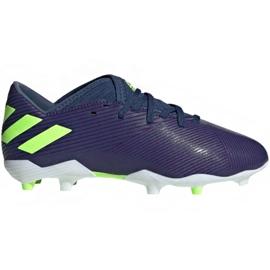Adidas Nemeziz Messi 19.3 Fg Jr EF1814 futballcipő