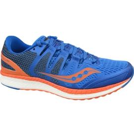 Saucony Liberty Iso M S20410-36 futócipő kék