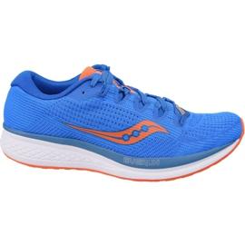 Saucony Jazz 21 M futócipő S20492-36 kék