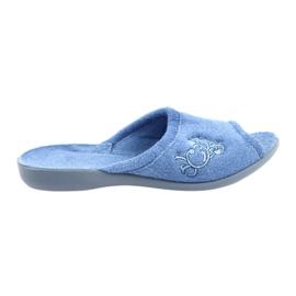 Befado női cipő pu 256D003 kék
