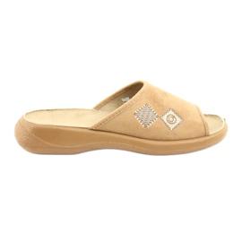 Befado női cipő pu 442D186 barna