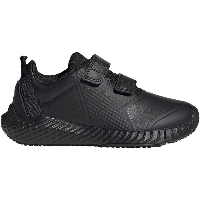 Adidas FortaGym Cf K Jr G27203 cipő fekete