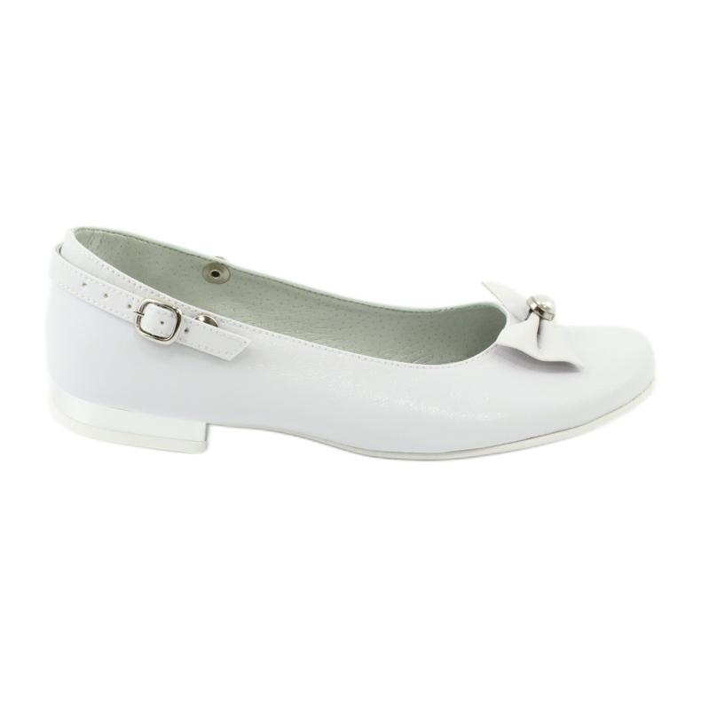 Fehér Miko 806 balerinák