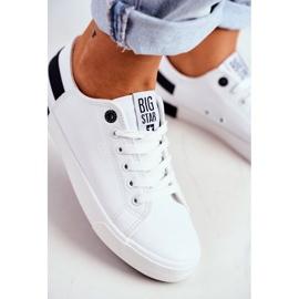 Fehér női cipő ButyModne.pl